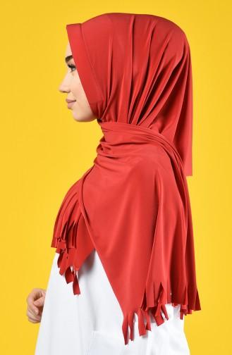 شال أحمر 1051-19