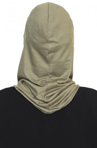 Bonnet Couvrant le Visage TB0002-13 Khaki 0002-13