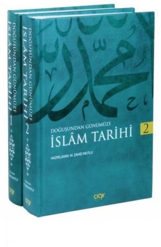 Doğuştan Günümüze İslam Tarihi 2 Cilt Takım