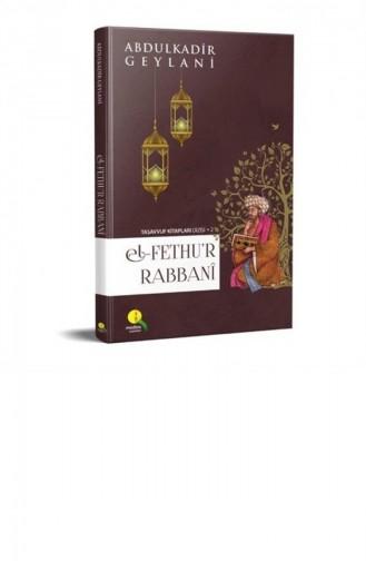 El Fethur Rabbani Alemlerin Anahtarı İthal Kağıt 1028010