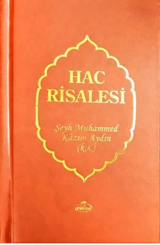 Hac Risalesi Risalesü Menasikül Hac Türkçearapça 1599549