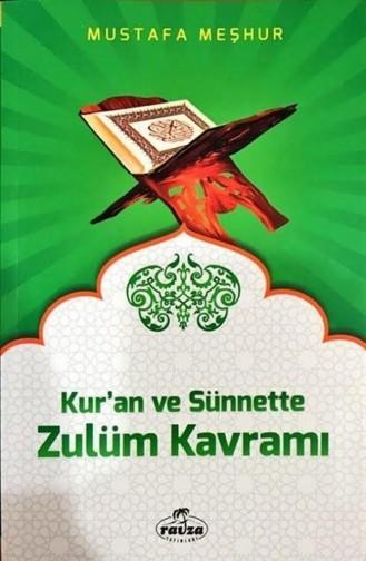Kuran Ve Sünnette Zulüm Kavramı 1417519