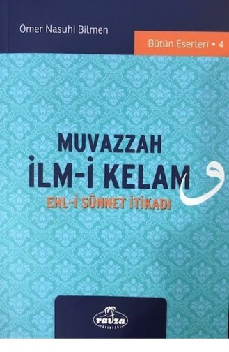 Muvazzah İlmi Kelam Ehli Sünnet Akaidi 1546917