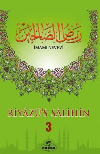 Riyazüs Salihin 3 Cilt Takım Büyük Boy İthal 961689