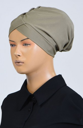 Khaki Swim Cap 26064-04