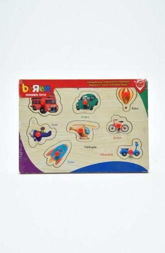 Pädagogische Puzzle-Fahrzeuge 921244 921244