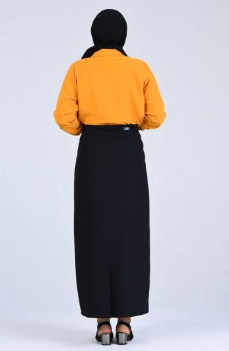 Jupe Noir 2220-02
