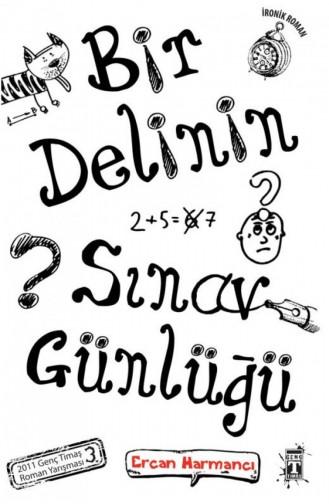 Bir Delinin Sınav Günlüğü Ercan Harmancı 9786050801583