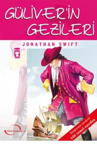 Güliverin Gezileri Gençlik Klasikleri Jonathan Swift 9789752632479
