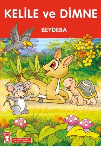 Kelile Ve Dimne Çocuk Klasikleri Beydeba 9786050805055