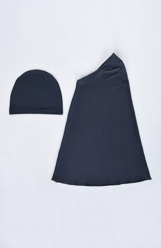 Anthracite Swimsuit Hijab 20120-02