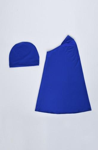 ملابس السباحة أزرق 20181-01