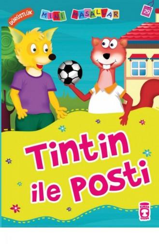 Tintin İle Posti Mini Masallar 3 29 Nalan Aktaş Sönmez 9786051143491