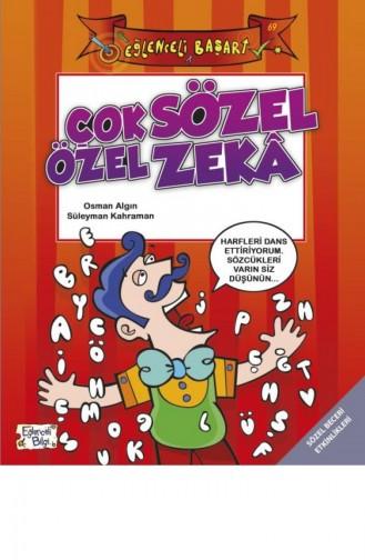 Çok Özel Sözel Zeka Osman Algın Süleyman Kahraman 9786050831931