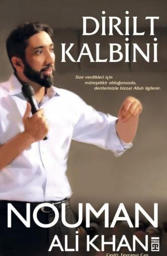 Dirilt Kalbini Nouman Ali Khan 9786050825992