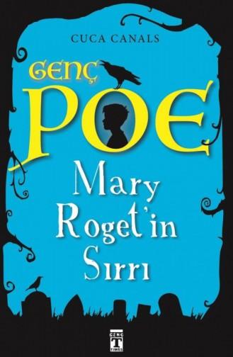 Genç Poe Mary Rogetin Sırrı 2 Cuca Canals 9786050831764
