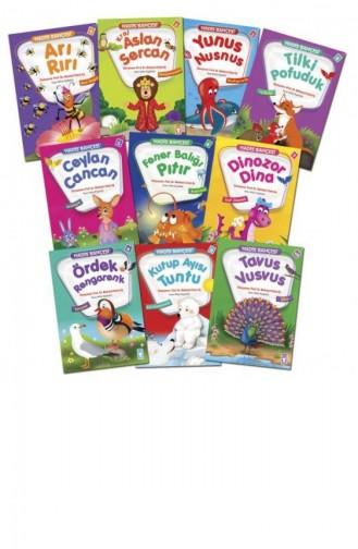 Hadis Bahçesi Set 10 Kitap Nefise Atçakarlar 9786050820140