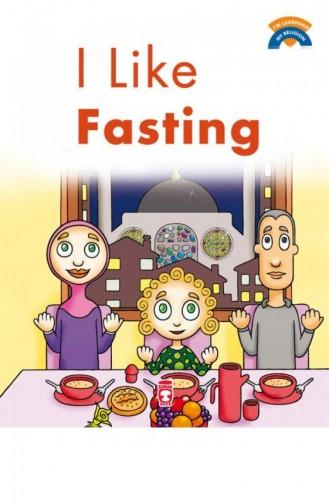 I Like Fasting Oruç Tutmayı Seviyorum İngilizce Ömer Baldık 9786050813852