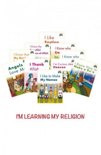 Im Learning My Religion Set Dinimi Öğreniyorum Set en Anglais Ömer Baldık 9786050813739