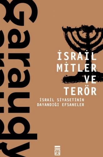 İsrail Mitler Ve Terör Roger Garaudy