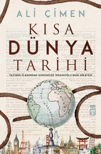 Kısa Dünya Tarihi Ali Çimen 9786050820652