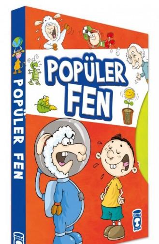 Popüler Fen Set 4 Kitap Sibel Çelik 9786050821420