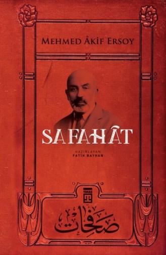Safahat Sebilürreşad Timaş Mehmed Akif Ersoy 9786050827828