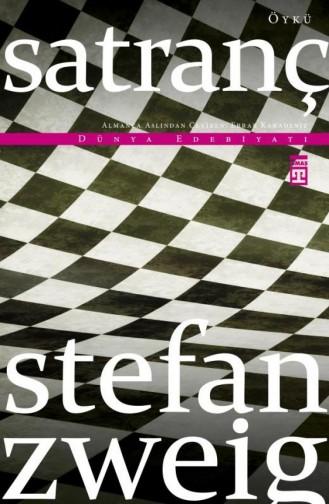 Satranç Stefan Zweig 9786050825350
