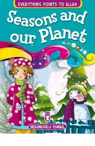 Seasons And Our Planet Mevsimler Ve Dünyamız İngilizce Hekimoğlu İsmail 9786050815177