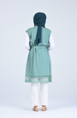 Green Gilet 20148-06