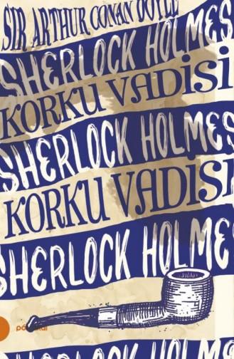 Sherlock Holmes 8 Korku Vadisi Portakal Kitap Arthur Conan Doyle 9789752468825