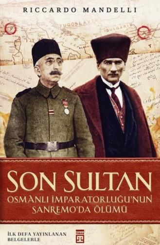Son Sultan Riccardo Mandelli 9786050822380
