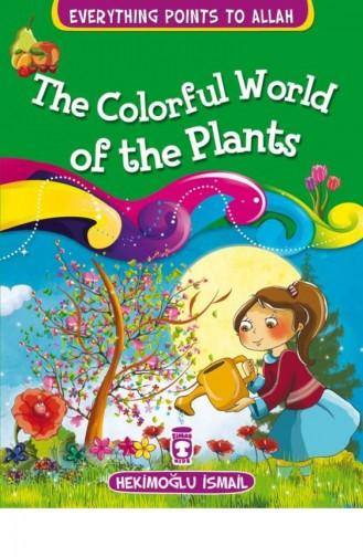 The Colorful World Of The Plants Bitkilerin Renkli Dünyası İngilizce Hekimoğlu İsmail