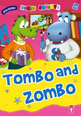 Tombo And Zombo Timbo İle Zimbo İngilizce Nalan Aktaş Sönmez
