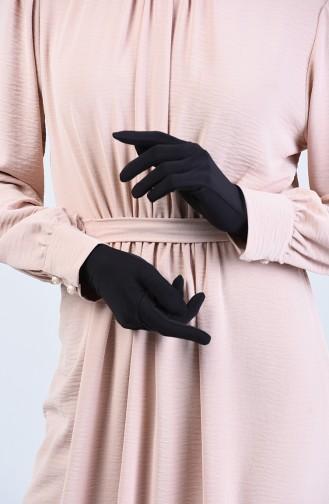 Handschuhe 1000-02 Schwarz 1000-02