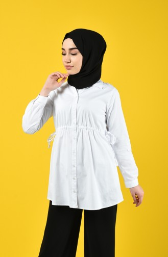 Chemise Blanc 07055-01