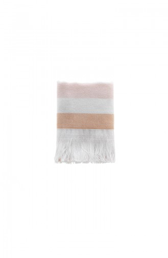 Hobby Stripe Havlu 30x50 55-03 Somon
