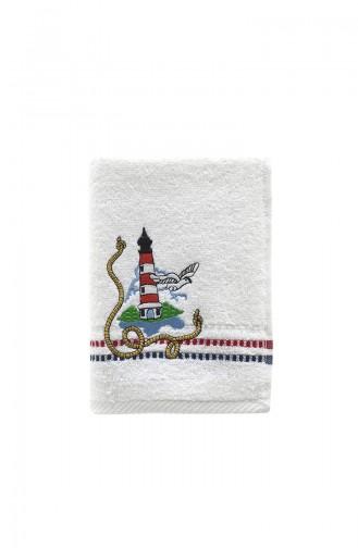 White Towel 57-0001