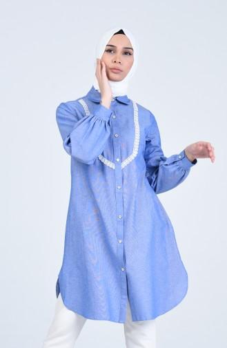 تونيك أزرق جينز 1052-02