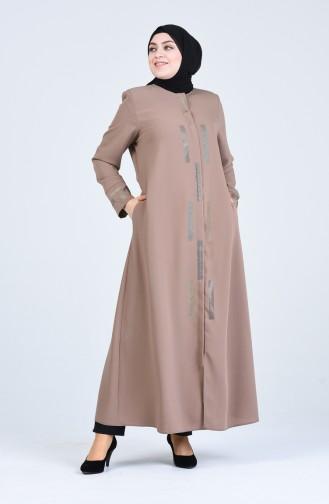 Mink Abaya 8230-03