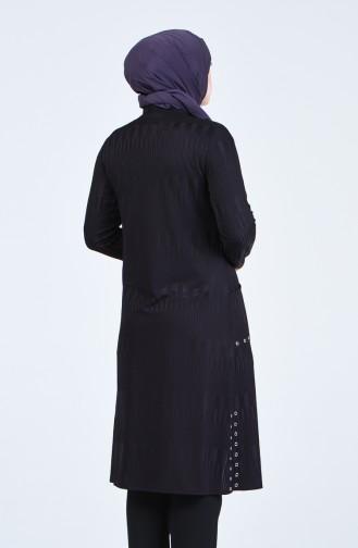 Purple Cardigans 4218-04