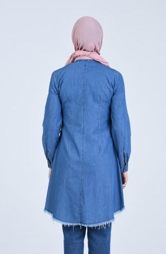 تونيك أزرق جينز 7201-07
