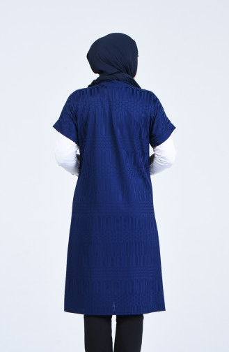 كارديجان أزرق 4235A-01