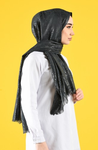 Light Black Sjaal 2801-03