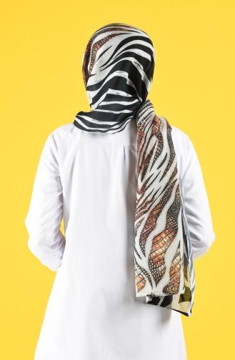 Cream Sjaal 3756-01