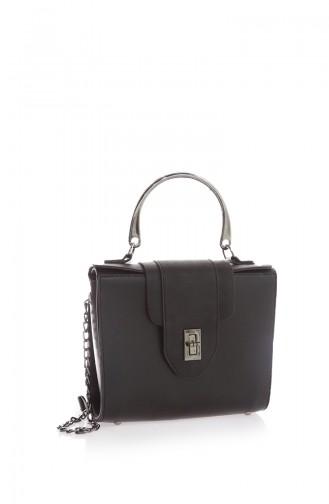 Black Shoulder Bag 197Z-01