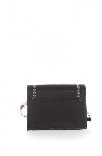 Black Shoulder Bag 199Z-08