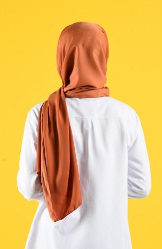 Chiffon Schal mit Maske Geschenk 7016-08 Camel 7016-08