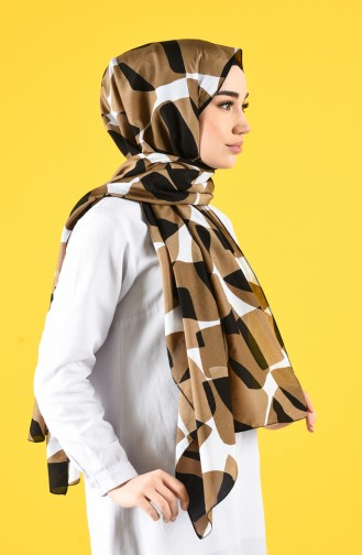 Brown Shawl 61438-01