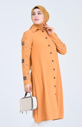 Mustard Tunics 5519-05
